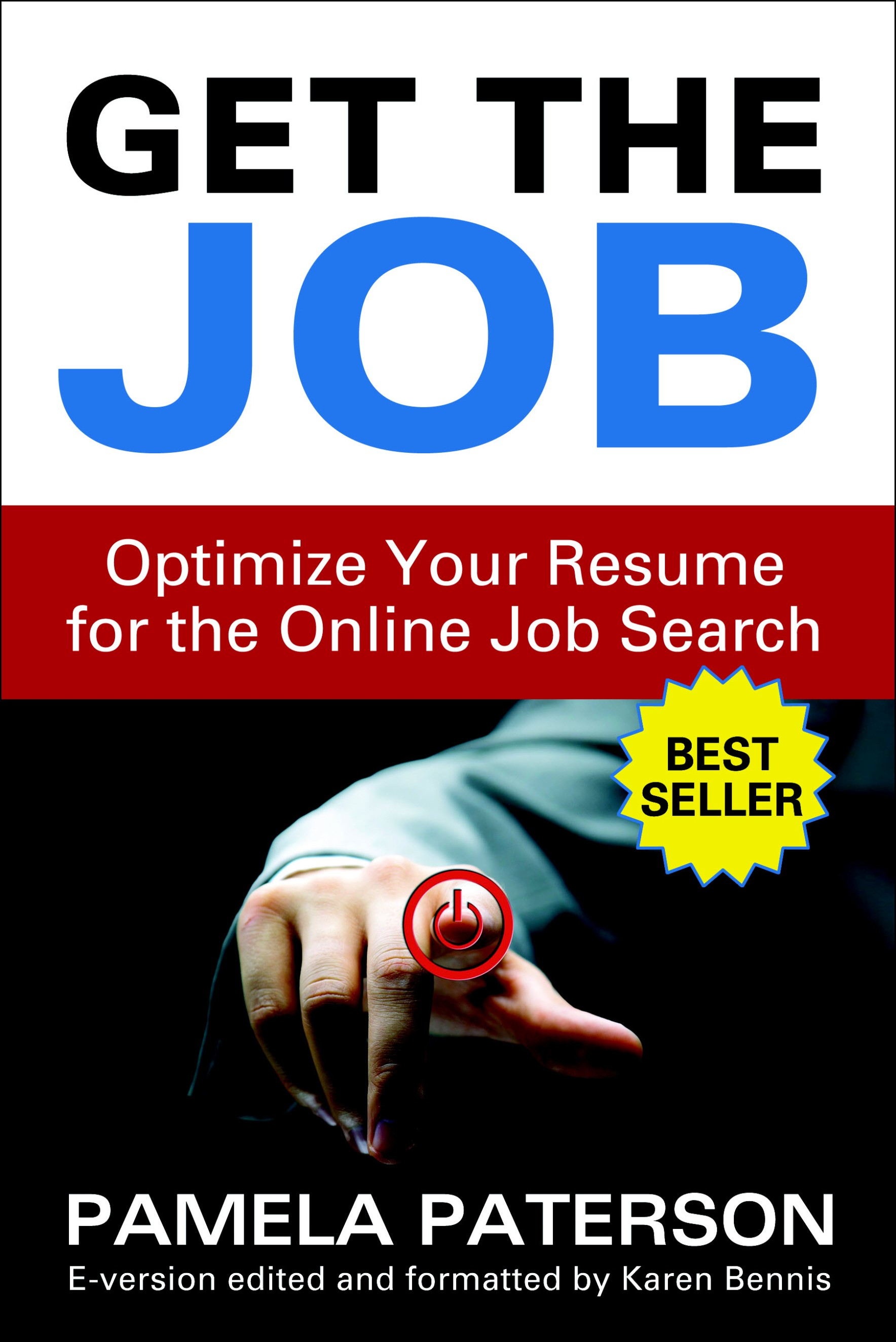 get the job optimize your resume for the online job search available on amazon